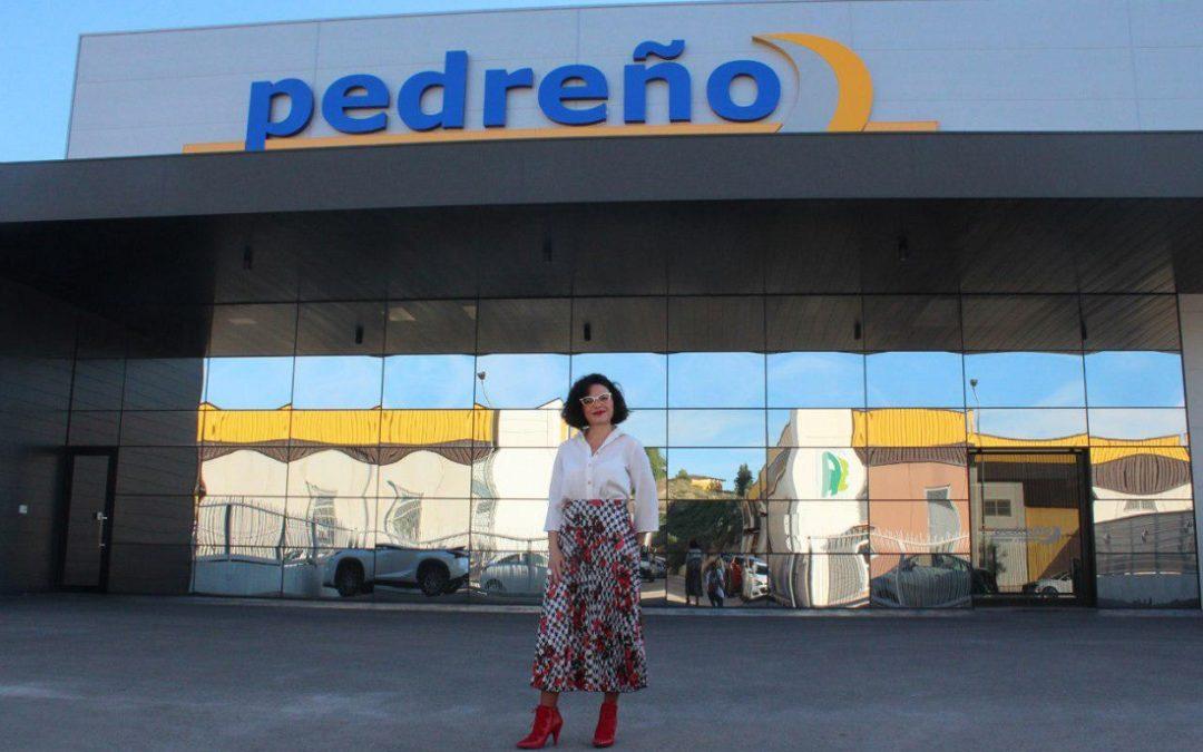«Las primeras marcas del recambio aportan seguridad y durabilidad». Cristina Pedreño, gerente de Embragues Pedreño