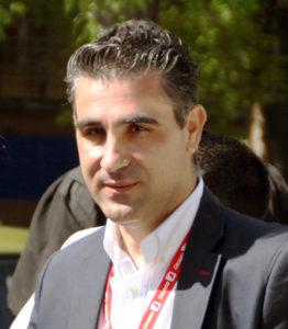 Antonio Mendo, Gerente de Cecauto Centro