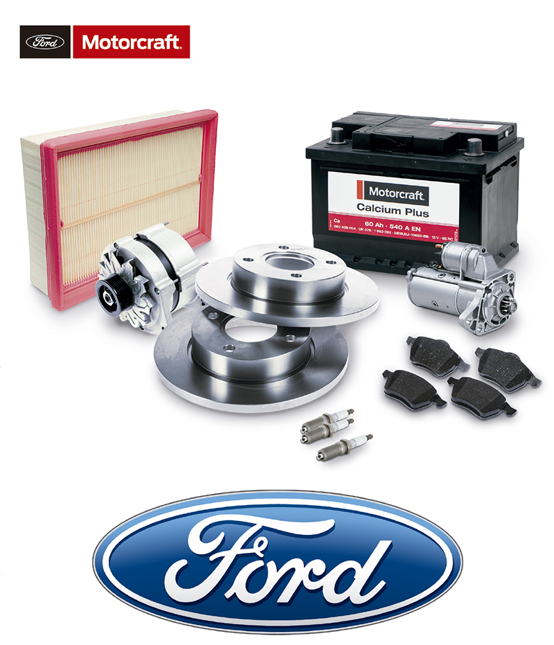 Premio Calidad y Servicio Recambio del Constructor Ford Motorcraft 2018