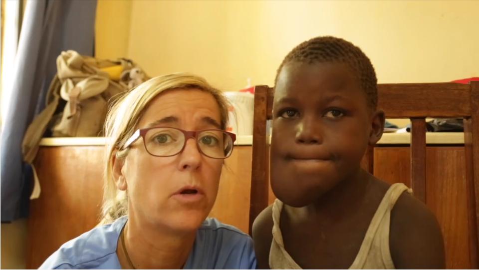 'RSC y valor de marca'. Proyecto Cirugía en Turkana, por Carmen Hernández