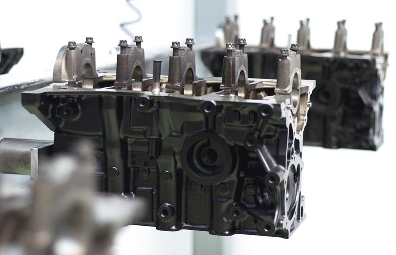 Premio Calidad y Servicio Motores Reconstruidos STD Motor 2018