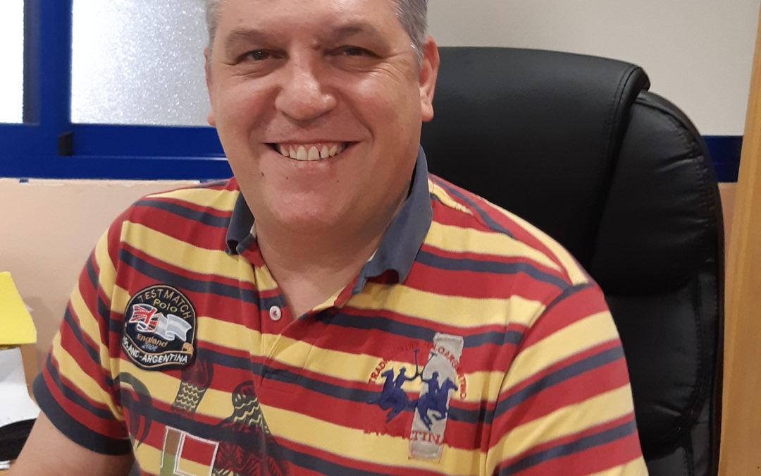 """""""Una marca de recambio es valiosa si aporta seguridad, conocimiento, estabilidad y futuro"""", Mario Mateos, director comercial de Aspöck Ibérica"""