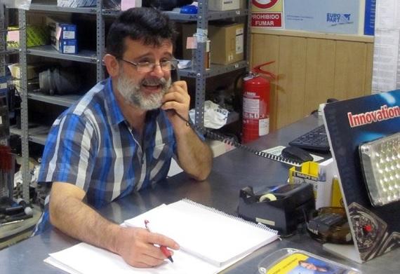 """""""Las primeras marcas de recambios facilitan la labor del taller y aseguran reparaciones de calidad"""", Juan Montesinos, de Castelao S.L."""