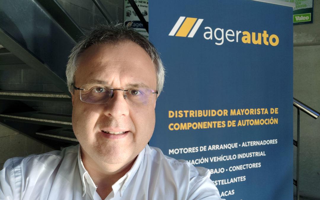 """""""El valor de la marca es importante. Es un instrumento de trabajo imprescindible para el taller"""" José María Corchero (Agerauto)"""