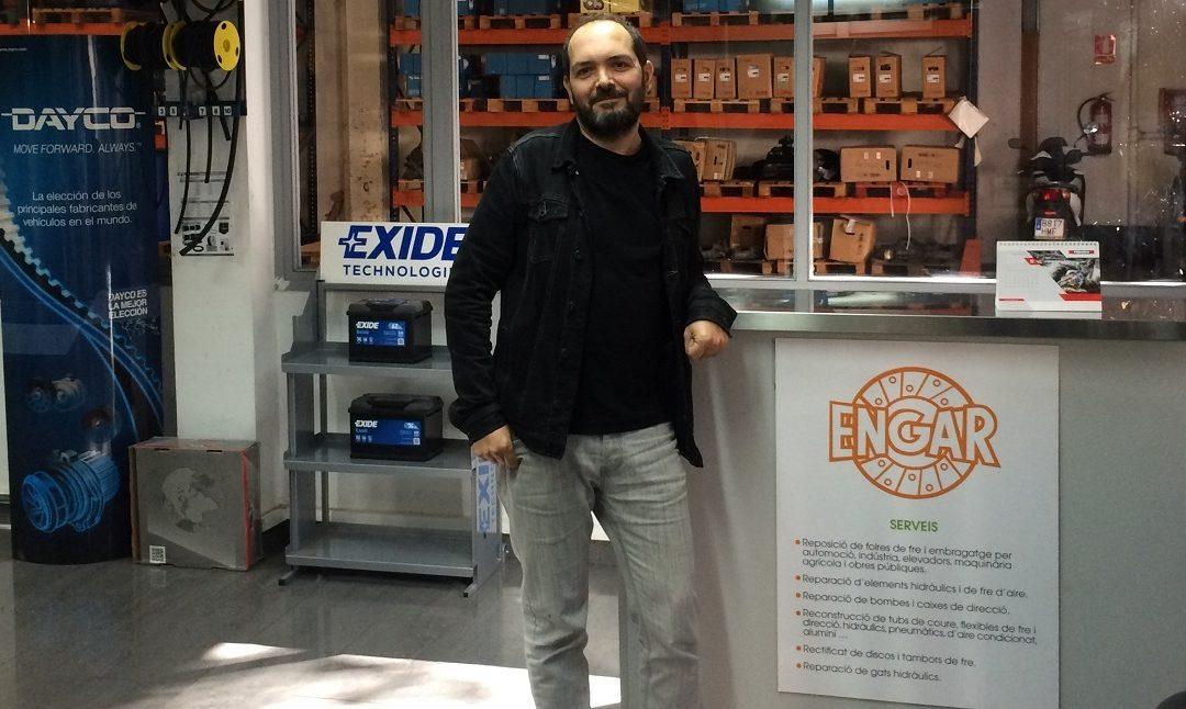 """""""El valor diferencial de la marca en calidad y garantía sigue siendo un peso importante en el recambio para vehículo industrial"""", Marc Sabaté (Engar)"""
