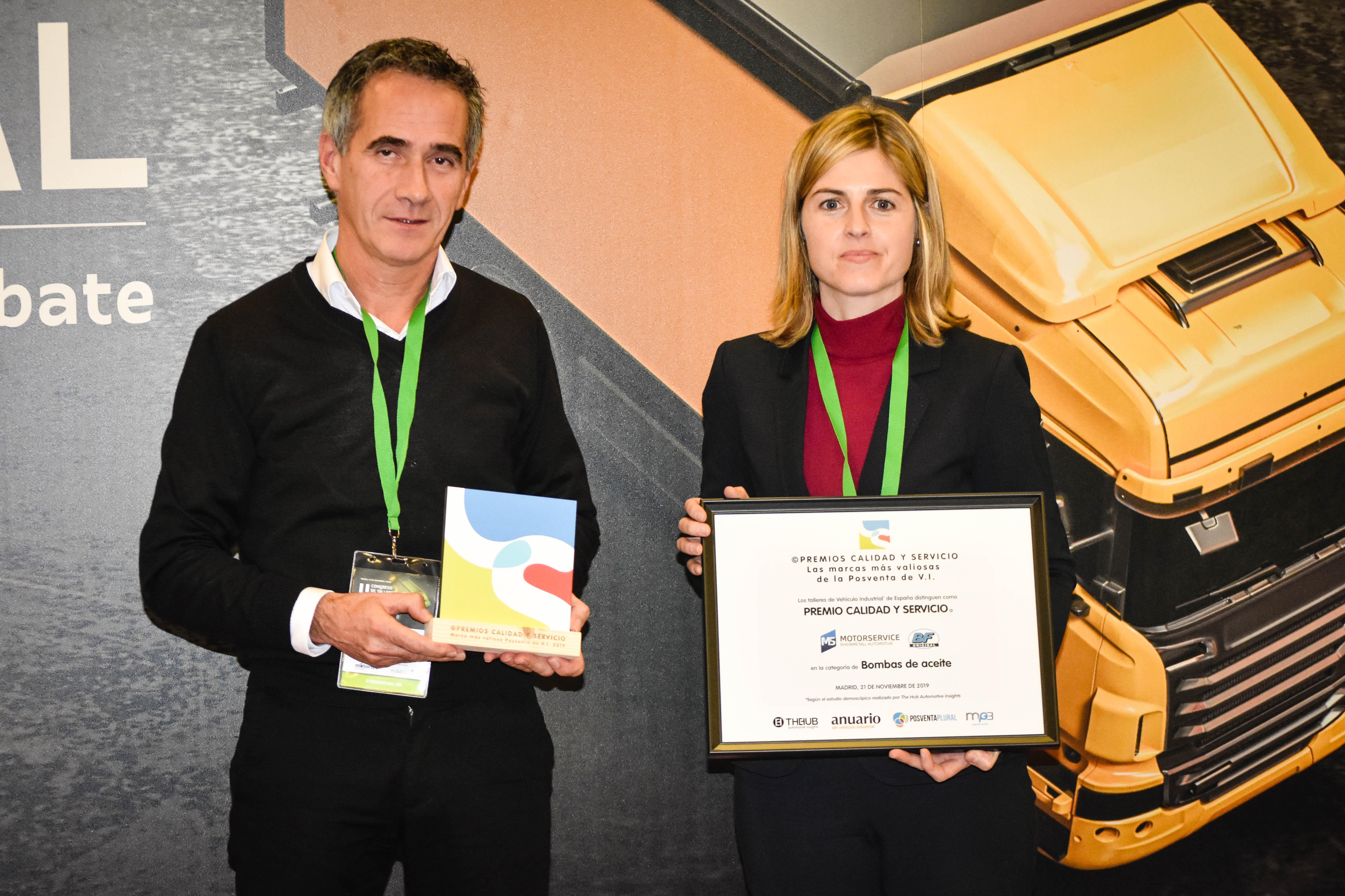 Premio Calidad y Servicio Bombas de aceite MS Motorservice BF Original