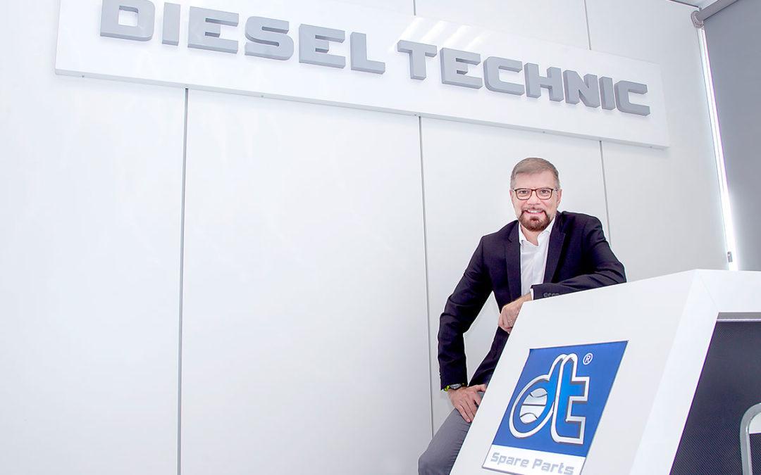 «Gracias a las marcas se puede invertir en I+D, calidad, servicios añadidos, packaging…». Martin Ratón. Diesel Technic