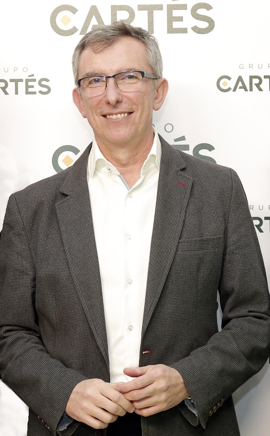Premio Calidad y Servicio Grupo de distribución de recambio de VI Grupo Cartés